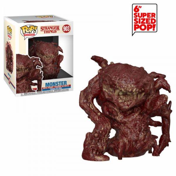 Stranger Things Monster Staffel 3 Funko Pop Super Size Vinyl Figur