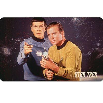 Star Trek - Frühstücksbrettchen - Kirk & Spock