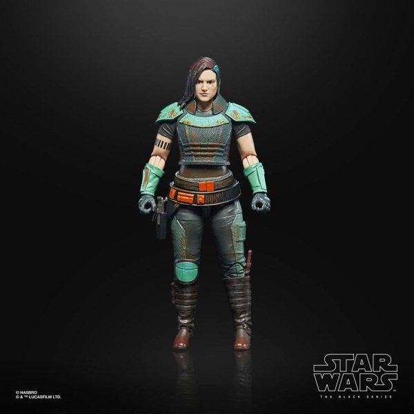 Star Wars The Mandalorian Black Series Cara Dune Actionfigur Hasbro