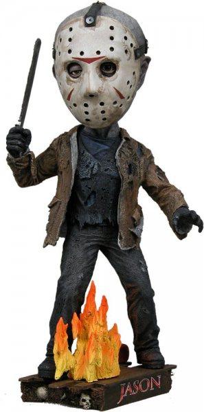 Freitag der 13 Jason Wackelkopf Figur
