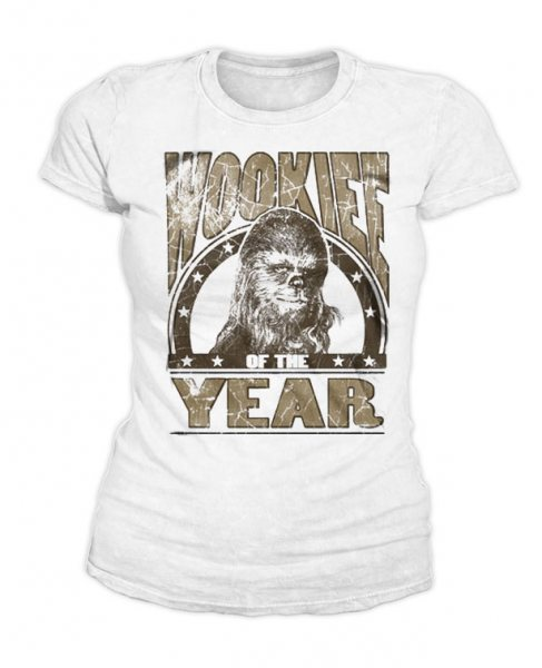 Star Wars - Wookie of the Year Damen T-Shirt