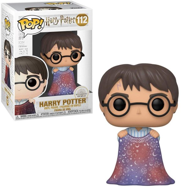Harry Potter Zauberumhang Funko Pop Vinyl Figur 112