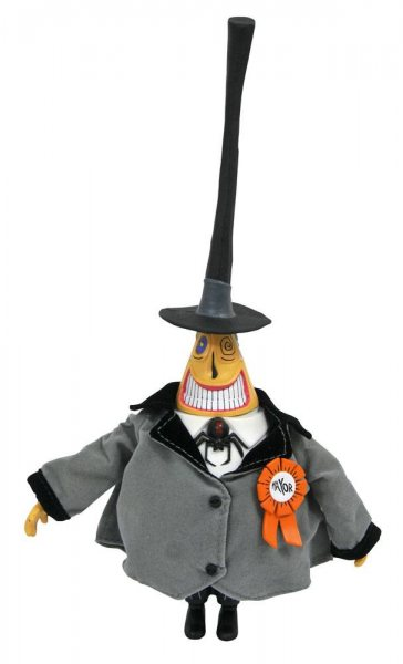 Nightmare before Christmas Mayor Actionfigur