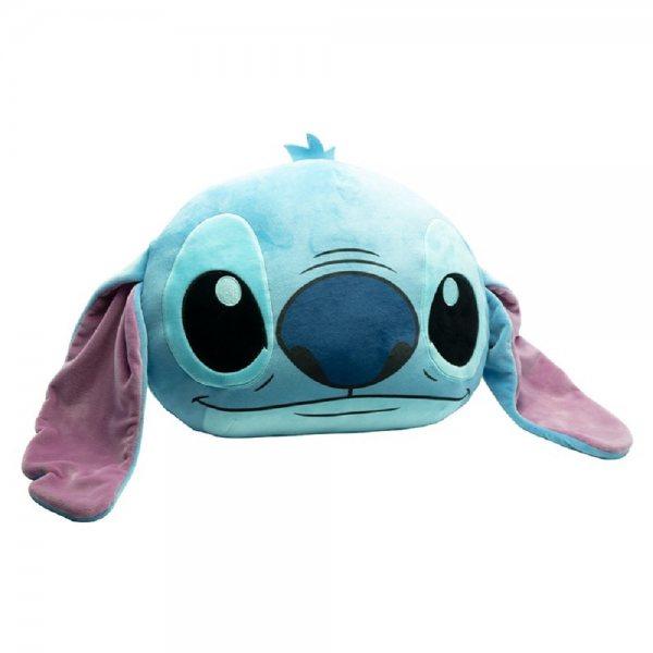 Walt Disney Lilo & Stitch Kuschelkissen Blau