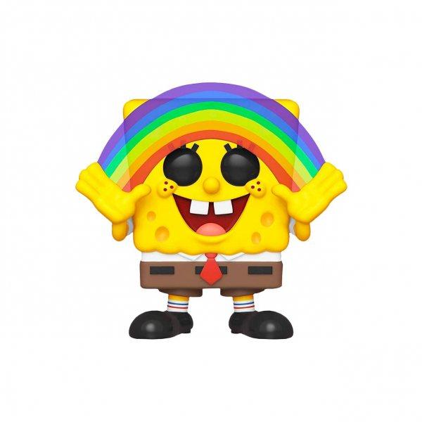 Sponge Bob Rainbow Funko Pop Vinyl Figur