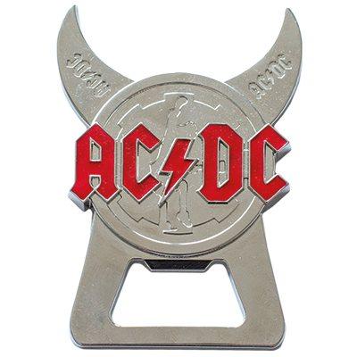 AC/DC - Magnetischer Flaschenöffner - Logo