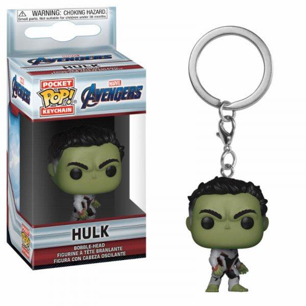 Funko Pop Hulk Vinyl Schlüsselanhänger