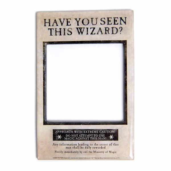 Harry Potter Magnetischer Bilderrahmen