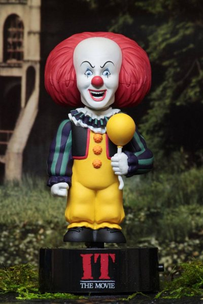 Stephen Kings Es It Pennywise Clown 1990 NECA Wackelkopf Figur