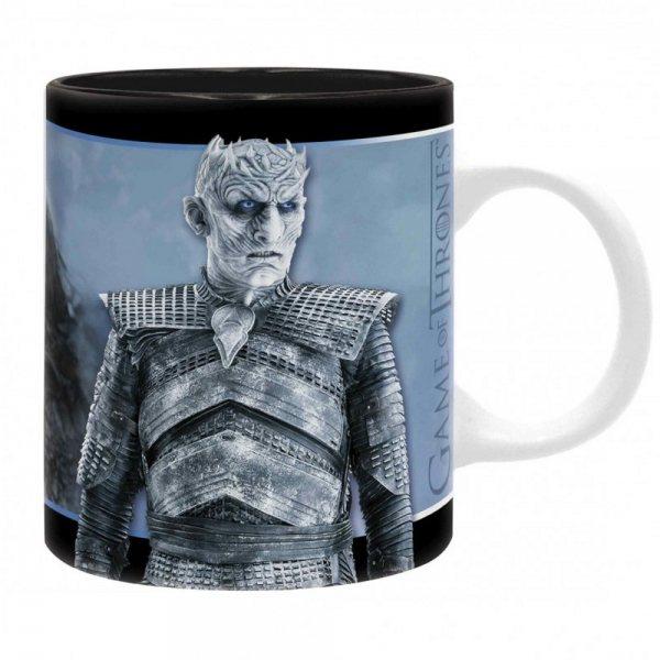 Game of Thrones Winter is Here Nachtkönig Tasse