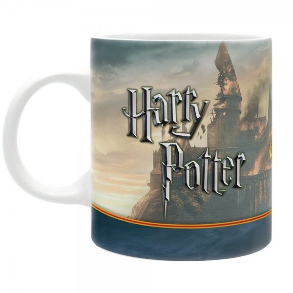 Harry Potter Hogwarts Ron Hermine Keramik Tasse