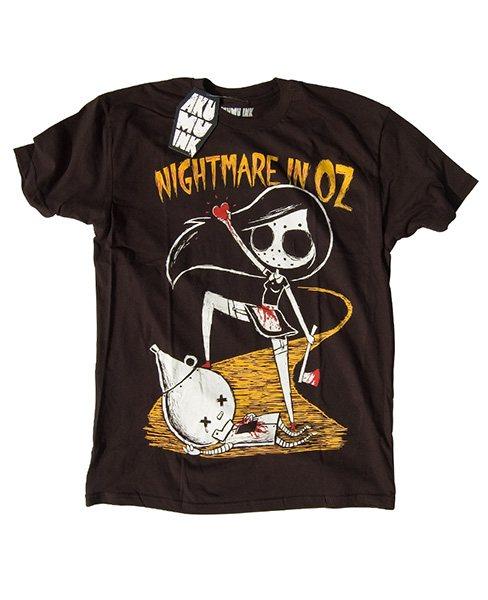 Akumu Ink Nightmare in OZ Herren T-Shirt