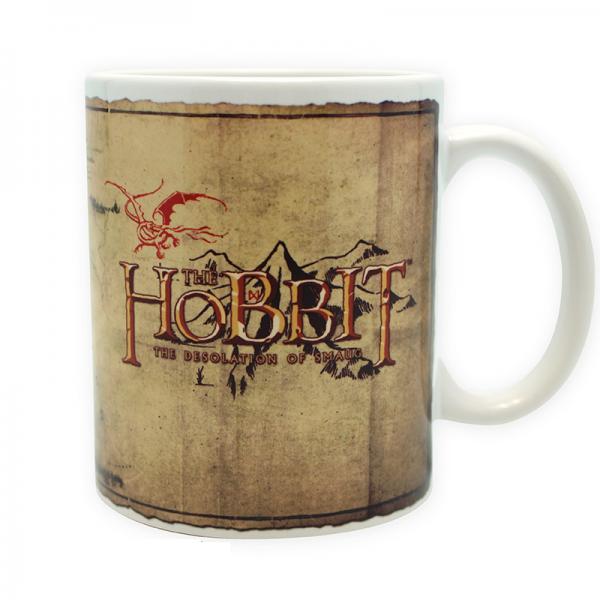 Der Hobbit - Smaug Logo Tasse