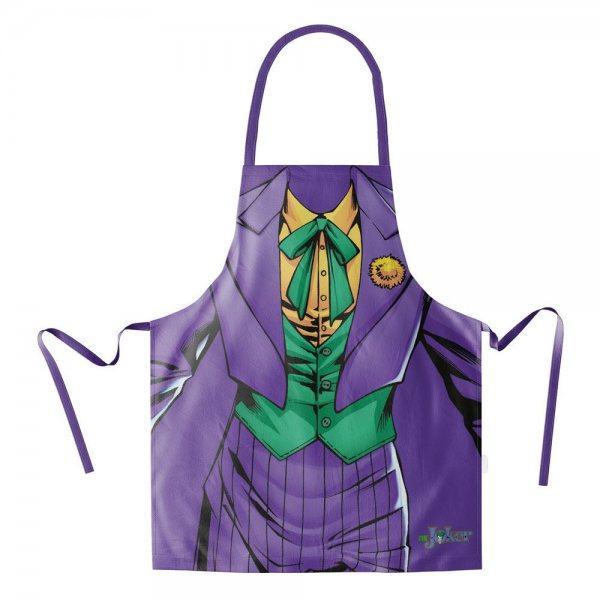 DC Comics Joker Kochschürze Lila