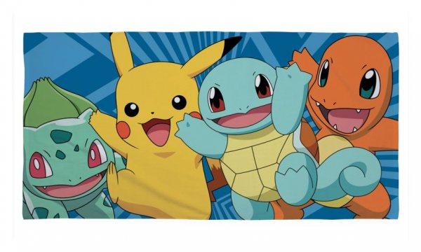 Pokemon Catch Flausch Handtuch