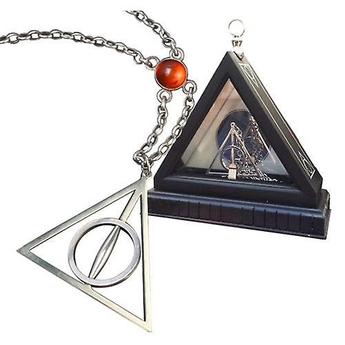 Harry Potter Xenophilius Kette Replik Heiligtümer des Todes Noble Collection