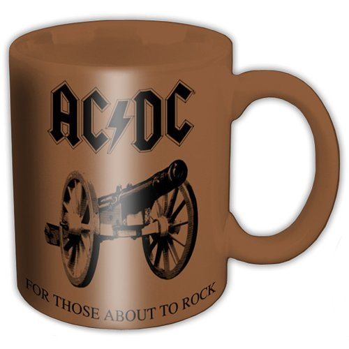 AC DC Those About To Rock Tasse