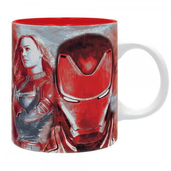 Avengers Endgame Keramik Tasse
