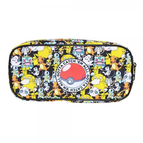 Pokemon Pickachu Gotta Catch Em All Kosmetiktasche