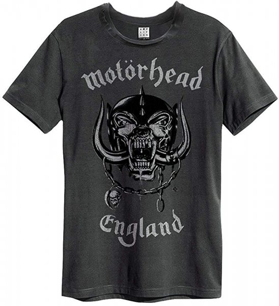 Amplified Motörhead England T-Shirt
