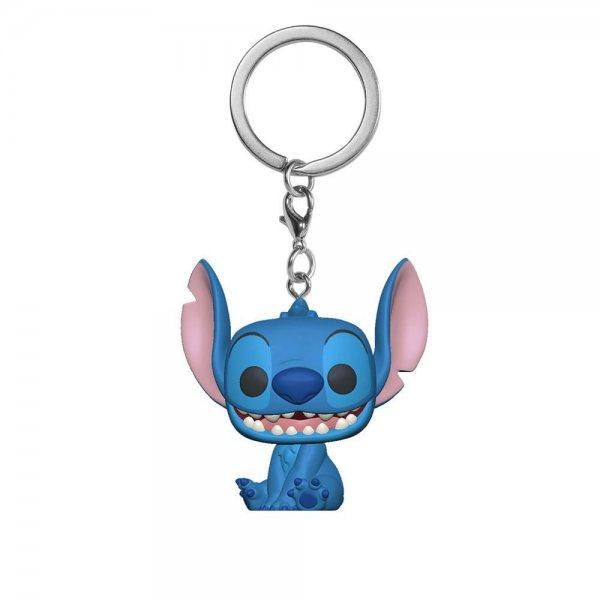 Lilo & Stich Disney Funko Popcket Pop Schlüsselanhänger