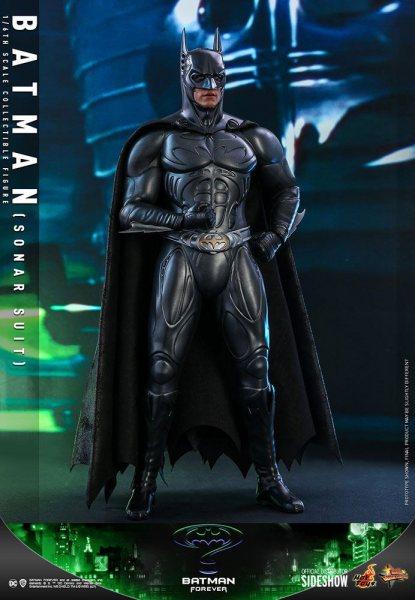 DC Comics Batman Forver Sonar Suit Hot Toys Masterpiece Actionfigur Statue