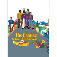 The Beatles - Magnet - Yellow Submarine