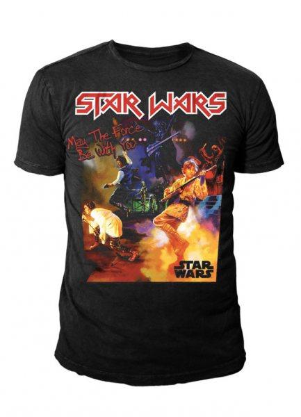 Star Wars - Live On Stage Herren T-Shirt
