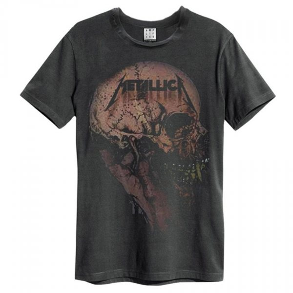 Amplified Metallica Sad but True T-Shirt Vintage Herren