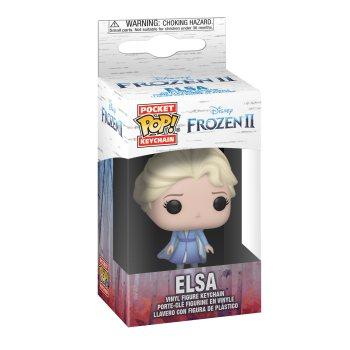 Eiskönigin 2 Frozen Elsa Funko Pop Schlüsselanhänger