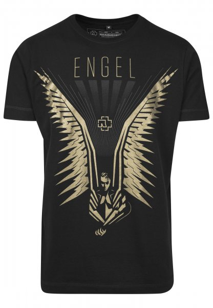 Rammstein Engel Logo Herren T-Shirt