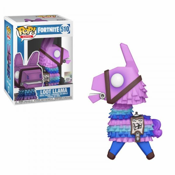 Funko POP! Fortnite Loot Lama Figur