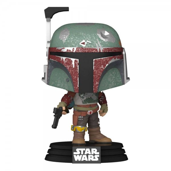 Star Wars - The Mandalorian Marshal Funko Pop Figur #484 (Chase möglich)