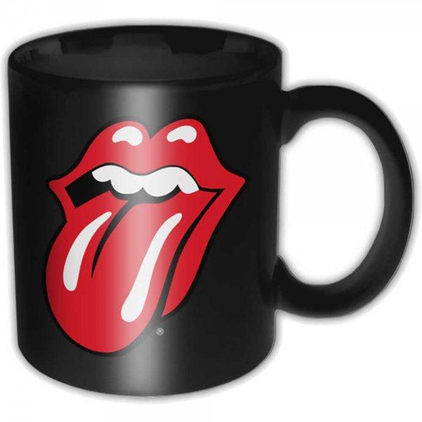 Rolling Stones Tounge Logo XXL Tasse