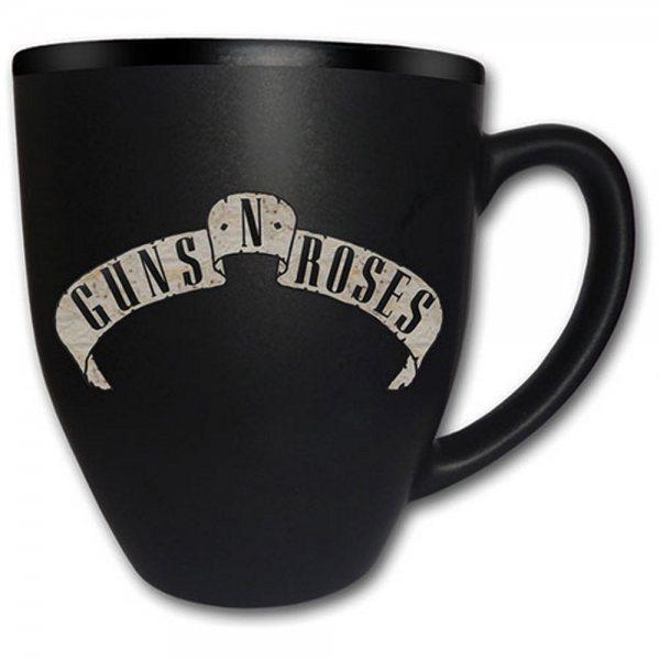 Guns N Roses Logo Tasse Gravur