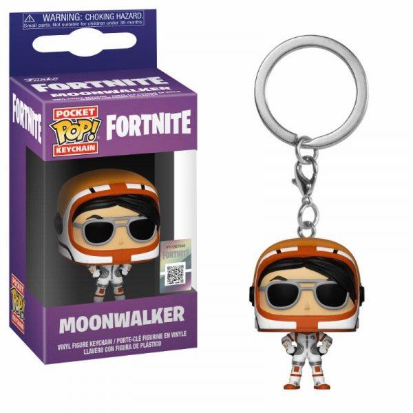 Fortnite Moonwalker Funko Pop Schlüsselanhänger