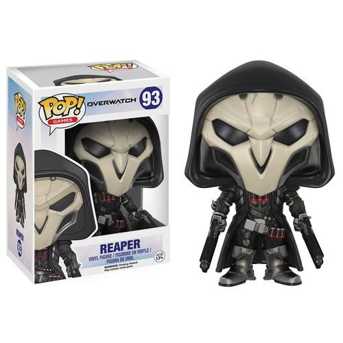Funko Pop Overwatch Reaper Gaming Vinyl Figur 93