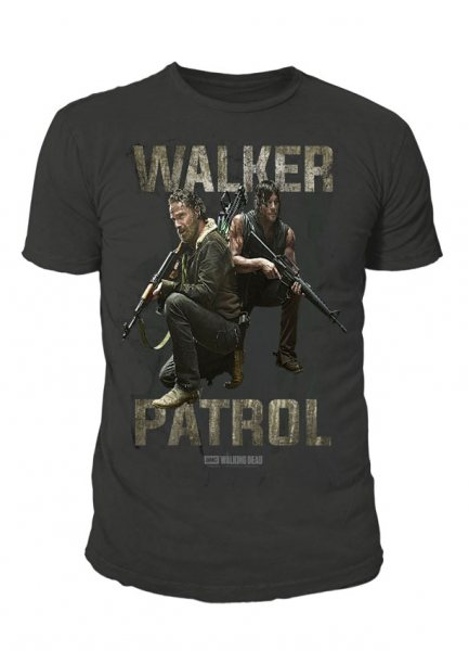 The Walking Dead - Herren T-Shirt - Walker Patrol