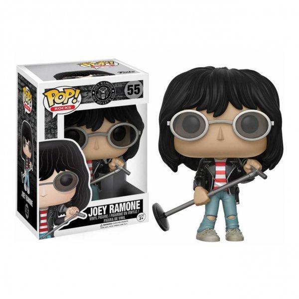 Ramones Joey Ramone Funko Pop Vinyl Figur 55