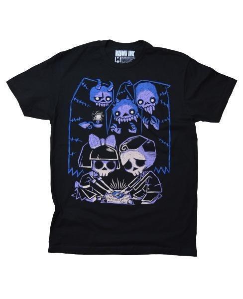 Akumu Ink Play with Spirits Nightmare Herren T-Shirt