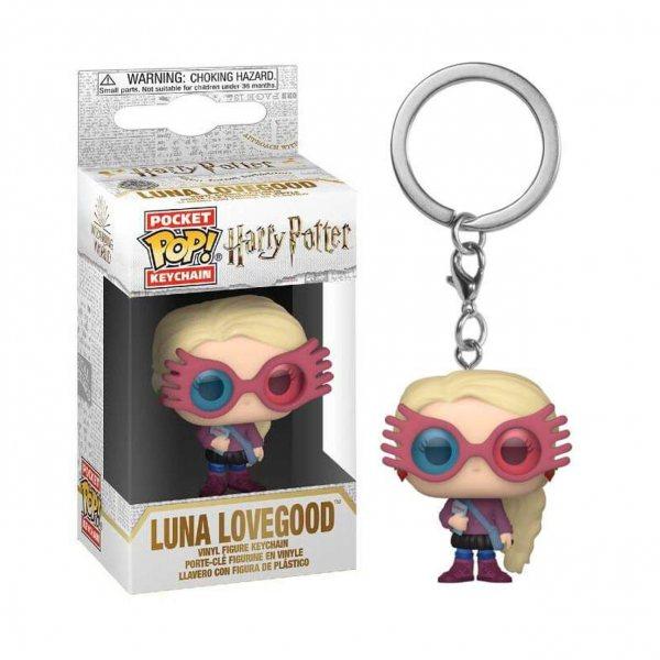 Luna Lovegood Funko Pocket Pop Vinyl Schlüsselanhänger