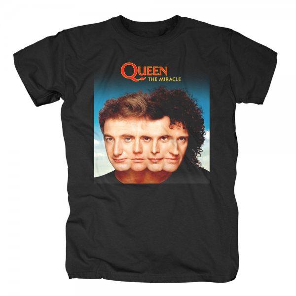 Queen Miracle Logo Herren T-Shirt