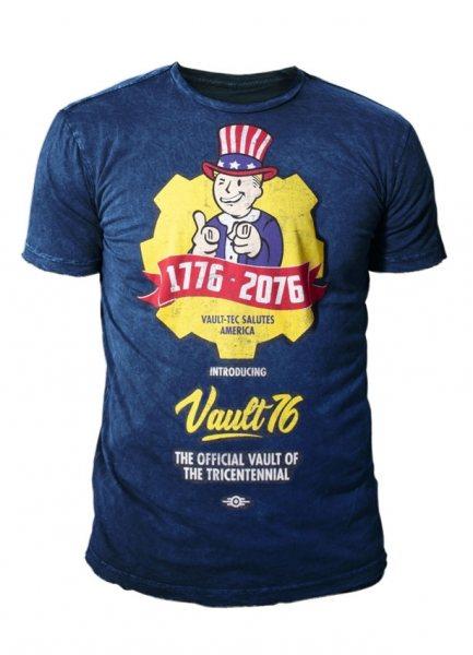 Fallout Vault 76 T-Shirt