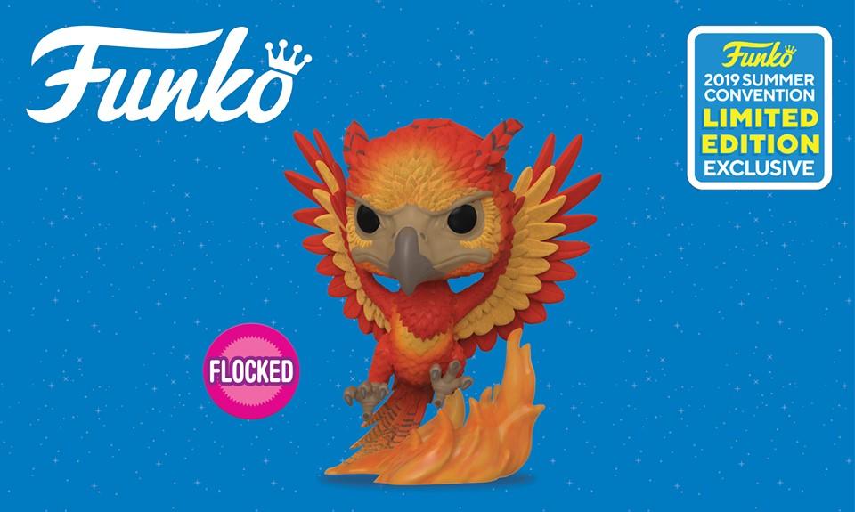 Funko-POP-Harry-Potter-Fawkes-Phoenix-Vinyl-Flocked-Figur-Online-Shop-Blog-Bericht