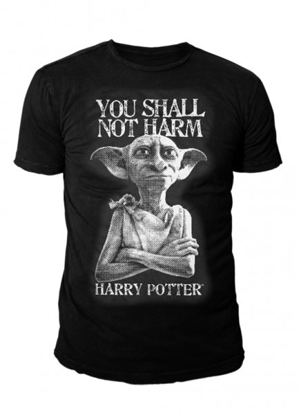 Harry Potter Dobby Der Hauself Herren T-Shirt