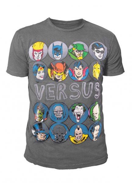 outlet store 4ca76 2a88e Batman - Superhelden Vs Schurken Herren T-Shirt