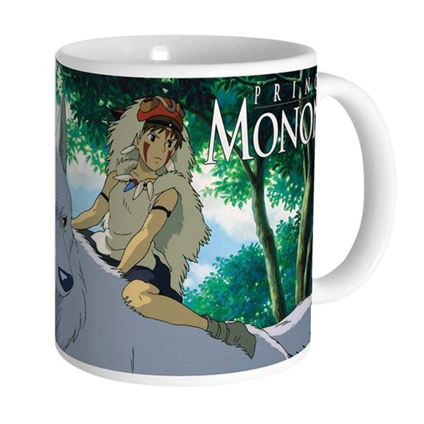 Prinzessin Mononoke Moro Tasse