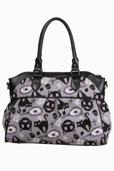 Banned Cut Loose Damen Shopper Tasche