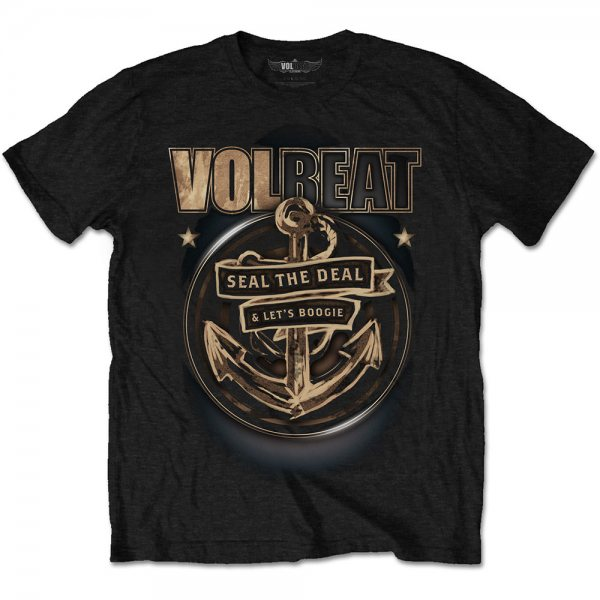 Volbeat Seal the Deal Herren T-Shirt