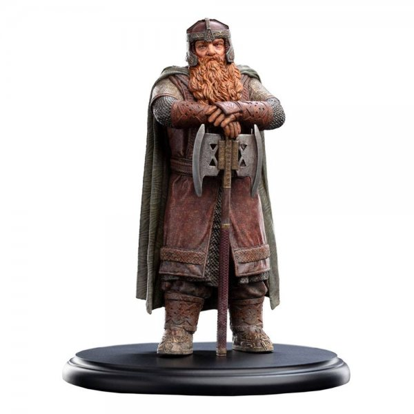 Herr der Ringe Gimli Weta Workshop Statue Figur Limitiert